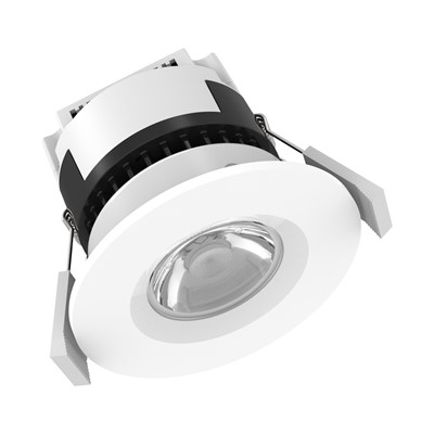 6W 550Lm IP65 FRD INTEGRATED Q/C -WHITE